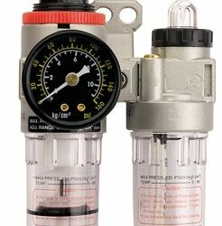 "Verzorgingsset 1/4"" (filter regulator & smeerpot) (1500)"