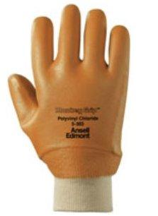 Handschoen Ansell Winter Monkey Grip met manchet