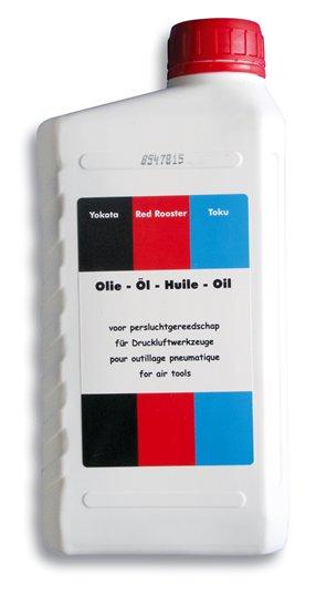 Pneumatische olie 1 ltr