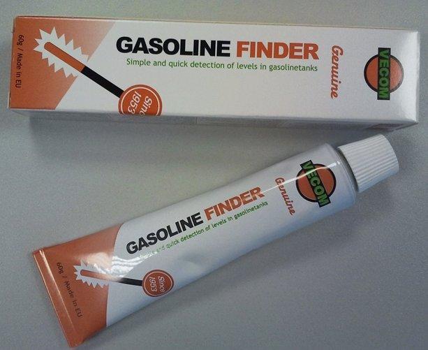 Zoekpasta gasolie / benzine
