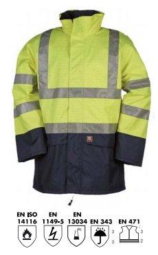 M-wear parka FR-AST 2666