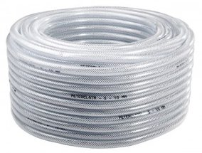 Luchtslang PVC met polyester inlage