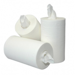 Poetspapier / toiletpapier