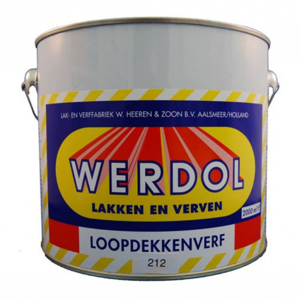 werdol_loopdekkenverf