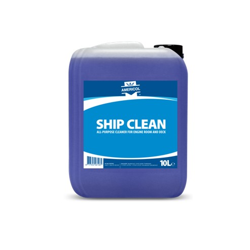 Ship Clean Americol
