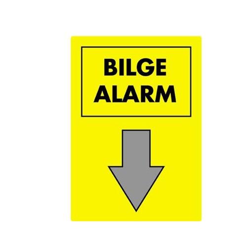 bordje bilge alarm