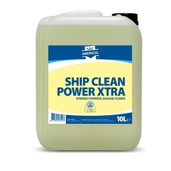Ship clean power extra